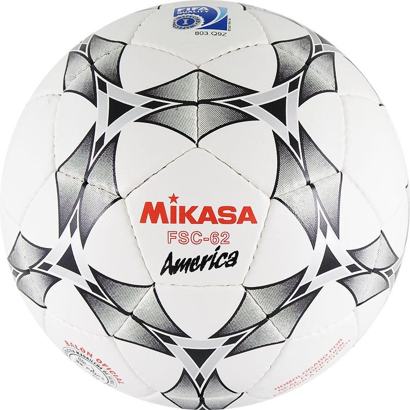 Футзальный мяч MIKASA FSC-62 America размер 4