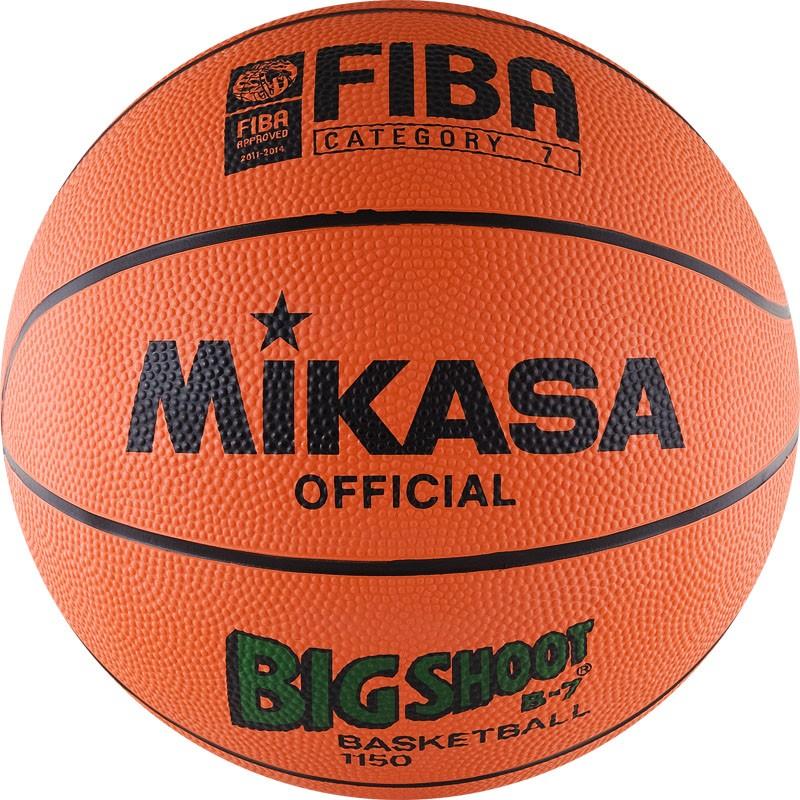 Баскетбольный мяч MIKASA 1150 размер 7