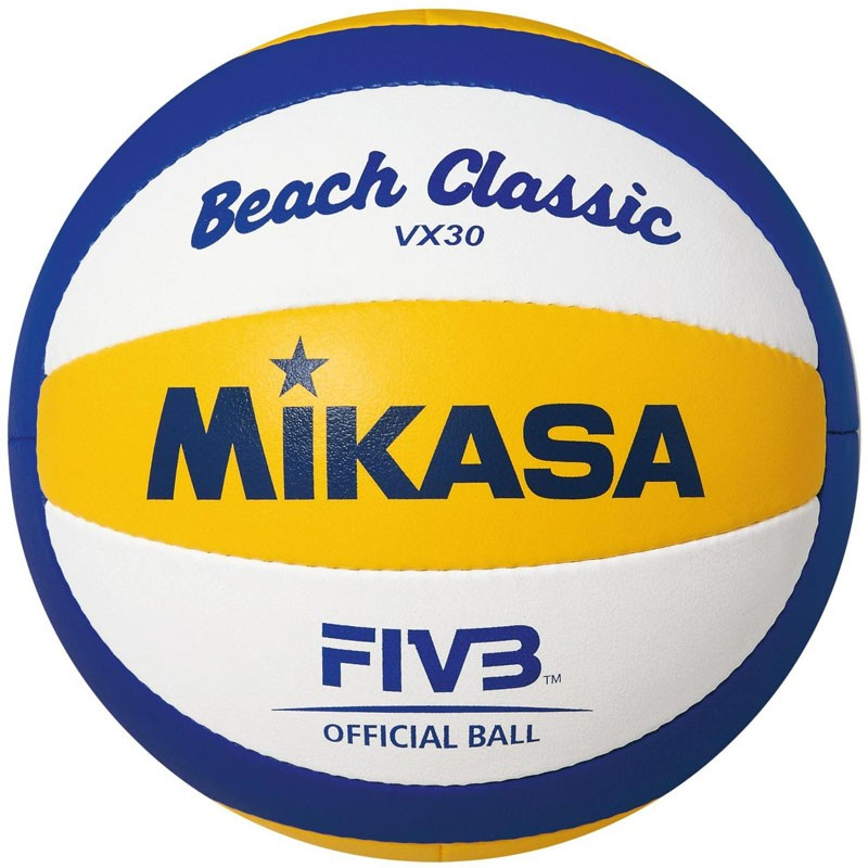 Мяч для пляжного волейбола Mikasa VX30 размер 5