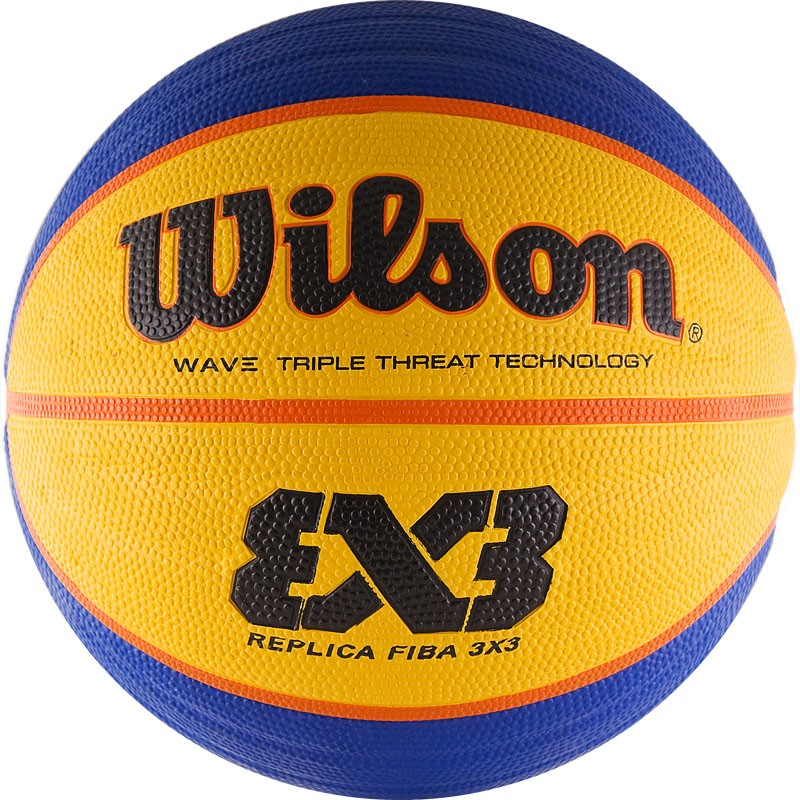 Баскетбольный мяч WILSON FIBA3x3 Replica размер 6