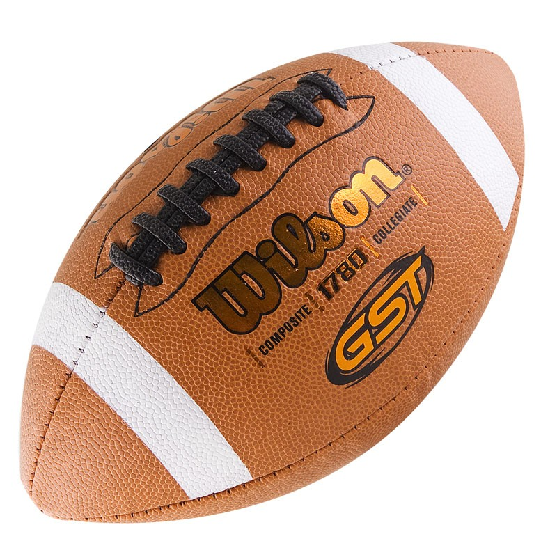 Мяч для американского футбола Wilson GST Official Composite размер Standard