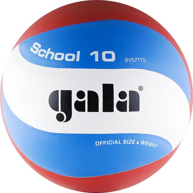 Волейбольный мяч Gala School 10 размер 5