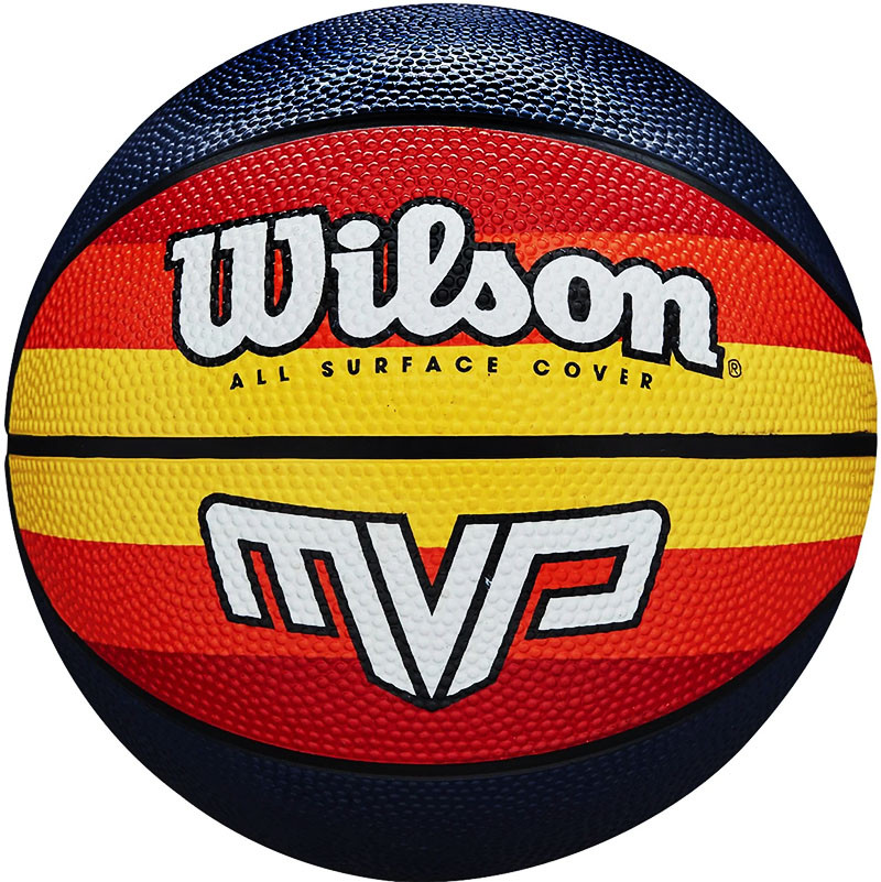 Баскетбольный мяч Wilson MVP Retro размер 7