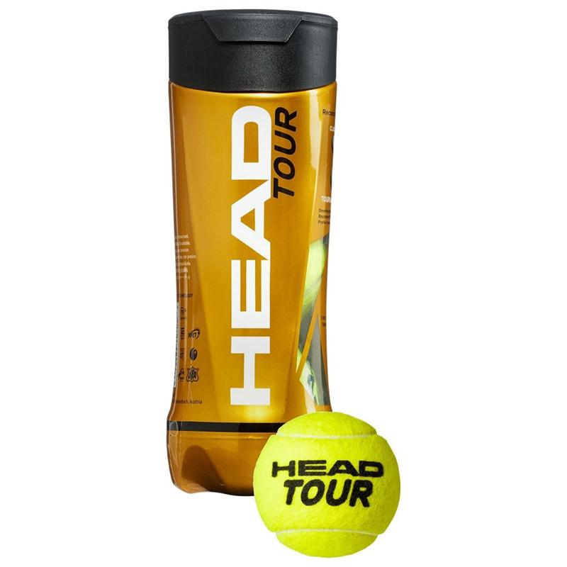 Мяч для большого тенниса HEAD TOUR 3B