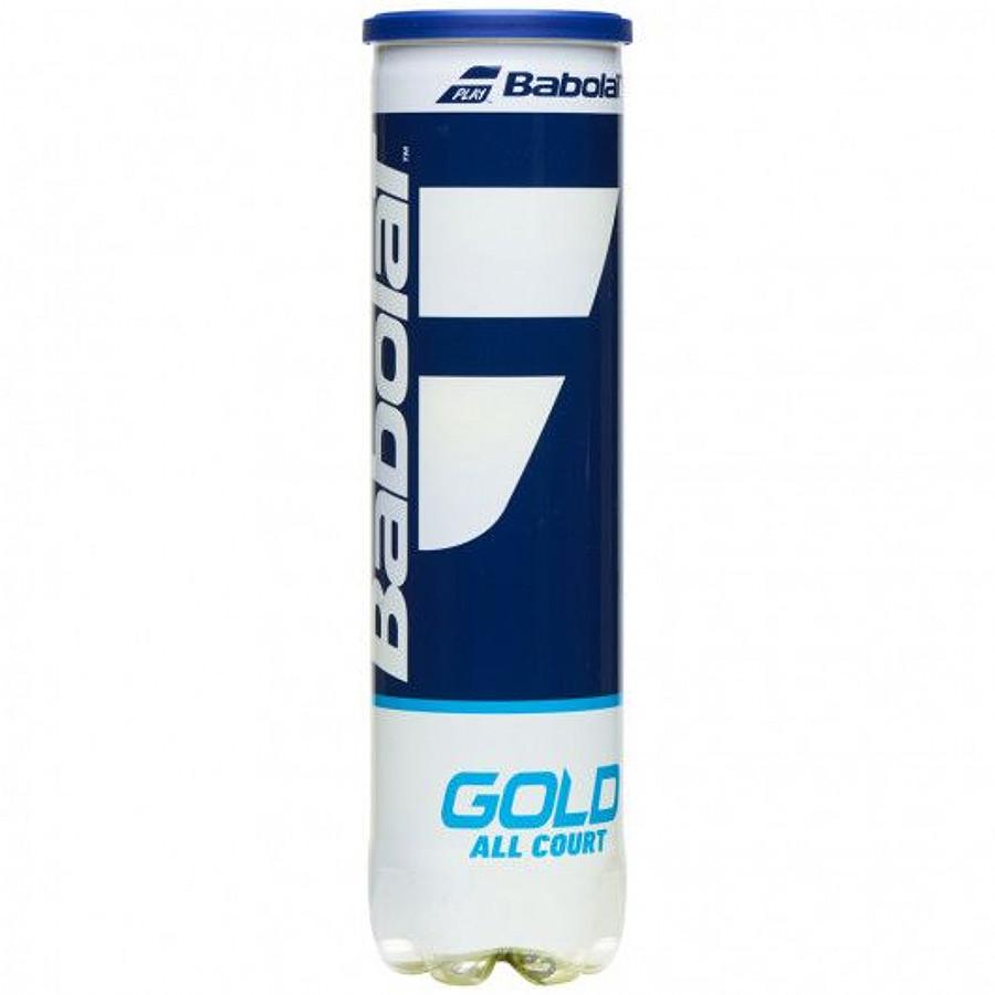 Мяч для большого тенниса BABOLAT Gold All Court 3B 7