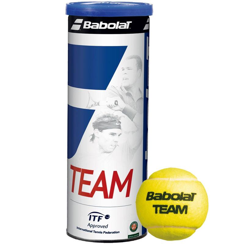 Мяч для большого тенниса BABOLAT Team 3B 7