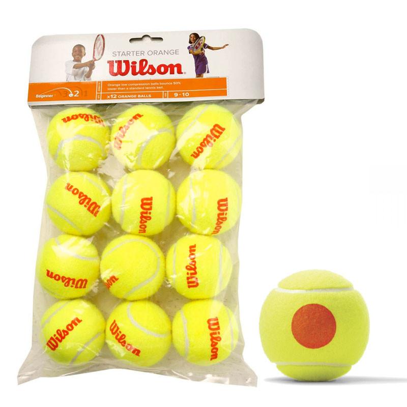 Мяч для большого тенниса WILSON Starter Orange