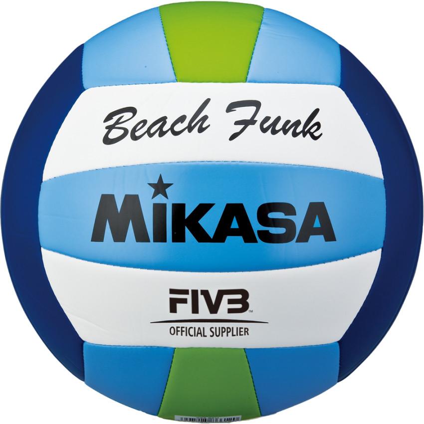 Мяч для пляжного волейбола Mikasa VXS-BFU размер 5