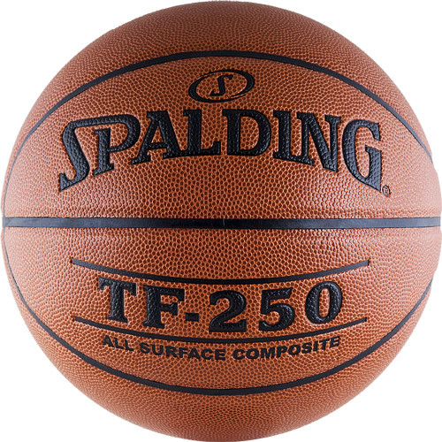 Баскетбольный мяч Spalding TF-250 All Surface размер 5